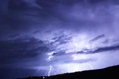 Storm Merge (Az Skies Photography) Tags: arizona sky cloud storm rio electric skyline night clouds skyscape october az rico bolt thunderstorm 16 lightning thunder thunderbolt 2015 riorico rioricoaz 101615 october162015 10162015