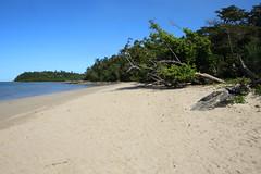 Garners Beach (149) (sixdos) Tags: sea sky canon landscape sand queensland missionbeach tropicalnorthqueensland farnorthqueensland garnersbeach canoneos7dmarkii missionbreaze