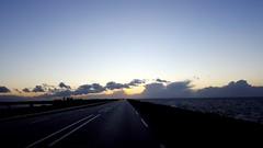 OVD (muizenval) Tags: sunset zonsondergang flevoland markermeer oostvaardersdijk