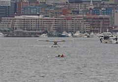 6717_Kenmore Air (lg evans Maritime Images) Tags: canon zoom beaver lakeunion takeoff lge seattlewa kenmoreair 100400 lgevans lgevans