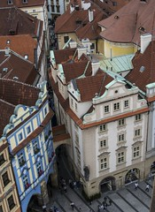 Back alley (albinojay87) Tags: architecture prague oldsquare