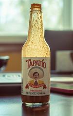 handsome man (severalsnakes) Tags: bottle pentax missouri hotsauce picante tapatio ks2 sedalia saraspaedy kalimar357028