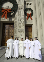 Dominicans at the Immaculate Conception Shrine (Lawrence OP) Tags: me sisters basilica jubilee friars immaculateconception nationalshrine dominicans yearofmercy