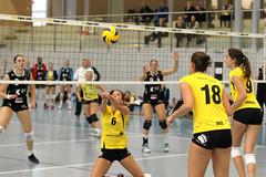 GO4G3322_R.Varadi_R.Varadi (Robi33) Tags: game girl sport ball switzerland championship team women action basel tournament match network volleyball block volley referees viewers