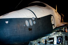 New York (stu1406) Tags: nyc november sea usa newyork museum ship manhattan space air shuttle ussintrepid 2015