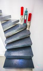 "Ażurowe schody z betonu. • <a style=""font-size:0.8em;"" href=""http://www.flickr.com/photos/48080832@N02/23715940542/"" target=""_blank"">View on Flickr</a>"