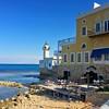 #Tyr > La terrasse d'Al-Fanar du côté du #phare