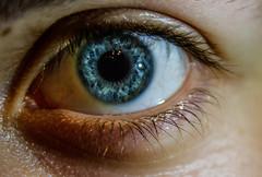Blue Eye (Tim Meyer Photography) Tags: personen auge blau eye iris pupille