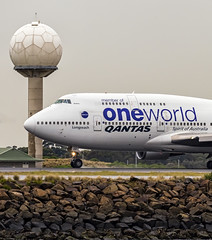 VH-OEF QA B744 34L YSSY-9542 (AusAvGeek) Tags: 747400 haneda japan mascot qf25d qantas sydneyairport tokyo vhoef yssy
