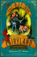 The Boy Who Lost Fairyland (Vernon Barford School Library) Tags: 9781250023490 catherynnemvalente catherynne m valente catherynnevalente anajuan ana juan fairyland changeling changelings troll trolls magic magical fairies fairy imaginaryplaces fantasyfiction fantasy fairytale fairytales vernon barford library libraries new recent book books read reading reads junior high middle school vernonbarford fiction fictional novel novels hardcover hard cover hardcovers covers bookcover bookcovers series four 4 fourth 4th