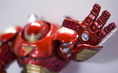 Hulkbuster (2) (Captain_Jimin) Tags: marvel ironman hulkbuster figurine collection closeup