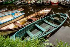 seen better days (glasnevinz) Tags: ireland kerry killarney boats sinking