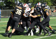 43 (dordtfootball2014) Tags: dordt northwestern