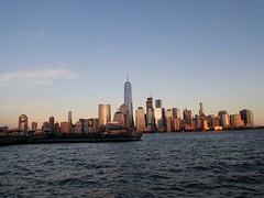 smell ya later (hollow sidewalks) Tags: newjersey jerseycity freedomtower skyline nycskyline exchangeplace nyc newyorkcity manhattan hollowsidewalks