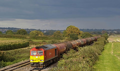 60054 (MSRail Photography) Tags: class60 60 dbs freight petroleum