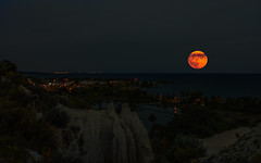 DSC_4584 (Rinathq) Tags: supermoon moon astrophotography nightshots night nightskies toronto scarborough canada fall 2016 nikon d7200 tokina redmoon fullmoon