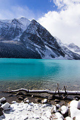 lake Louise (Choc') Tags: lakelouise banff alberta canada travel backpack landscape nature moutains rockiesmoutain rockies canon60d canon