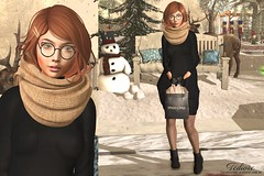 LOTD #542 (bemacarthursl) Tags: wasabi pills letre moccino i3c tediore house shoes pinterest tumblr bemacarthur be macarthur blog blogger xmas cold ginger second life secondlife sl