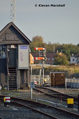 Limerick, 22/10/16 (hurricanemk1c) Tags: limerick railways railway train trains irish rail irishrail iarnrd ireann iarnrdireann 2016 infrastructure