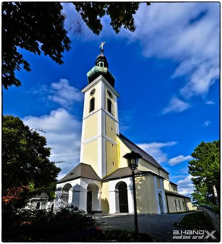 Kath. Pfarr- und Wallfahrtskirche von Attersee