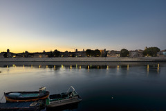 Arles-skyline-with-boats-2 (RS...) Tags: arles skyline boats bateaux dawn aurore rhone d800 provence