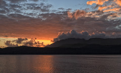 When The Workweek Is Fading ... (AnyMotion) Tags: sunset sonnenuntergang ferry fhre landscape landschaft nature natur sea meer 2016 anymotion travel reisen pacificocean pazifik britishcolumbia canada kanada colours colors farben 6d canoneos6d