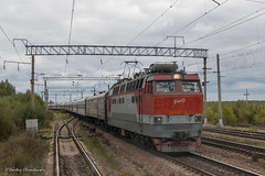 4-305 (dm35ru) Tags: russia vologdaregion railroad railway train electriclocomotive locomotive russianrailways rzd chs4t