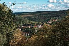 Thringer Wald (anaspringfeldt) Tags: thringen wartburg eisenach