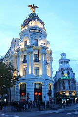 Madrid 006 Metropolis (Joanbrebo) Tags: buildings edificis edificios arquitectura metropolis madrid autofocus eos canoneos80d efs1855mmf3556isstm
