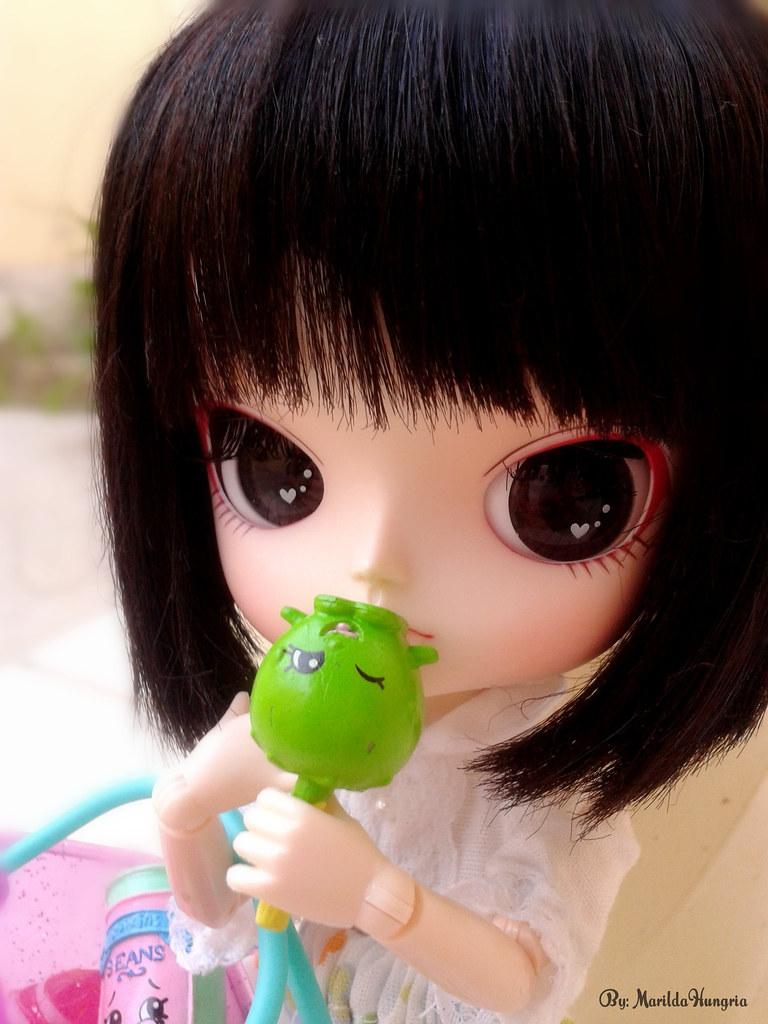 Dal puki pooka doll groove shopkins kawaii cute lovely love adorable