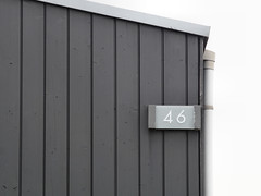 Week 46 (d_t_vos) Tags: 46 fortysix number week weeks calendar numericcharacter character address streetnumber housenumber weeknumber symbol sign shield weeknumberproject 2016 wood architecture abstract texture text shed bungalow vacationhouse drain outled rainpipe outdoor ameland hollum boomhiemke netherlands dickvos dtvos 46frame
