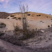 Spaceship: Anza-Borrego Desert Wind Caves. Take 3.