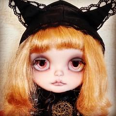 Blythe : Happy Halloween !