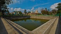 "Lord of the cosmic mountain @ Kailasanathar Temple-Kancheepuram-Tamilnadu. (Kalai ""N"" Koyil) Tags: nikon d 5200 tokina 1116mm 2016 kancheepuram kanchipuram kailasanathar koyil temple lord cosmic mountain rajasimha pallava ruler dynasty dravidianarchitecture 685705ad vedavathiriver circumbulatorypassage santharavimana narasimhavarmanii rajasimhapallaveswaram sonmahendravarmaniii frontfacadegopuram templetankview ntnc67 kalainkoyil"