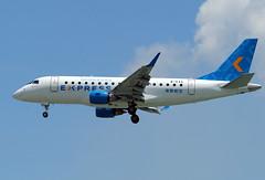 Hong Kong Express Embraer ERJ-170LR (ERJ-170-100 LR) B-KXA (Manuel Negrerie) Tags: bkxa hk express lcc ejet embraer e170 e175 e175lr clk hkg airport regional airliners jetliners aviation livery spotting