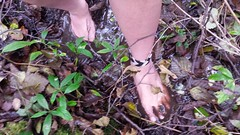 20161107_082305 (bfe2012) Tags: barefoot barefeet barefooting barefooted barefooter barefoothiking baresoles barefoothiker barfuss feet freedom forest lifestyle barefootlifestyle muddyfeet toes toughsoles soles dirtyfeet dirtysoles hiking swamp shoes stain myshoes woodland nature blacksoles