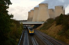 43081 (Sam Tait) Tags: class 43 43081 ratcliffe soar power station cooling towers