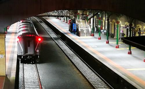 Geelong Station. November 2016