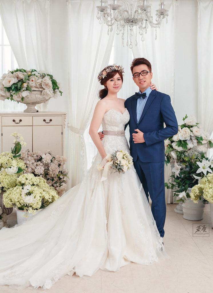 婚攝英聖-婚禮記錄-婚紗攝影-30885902460 b39a6f54fb b