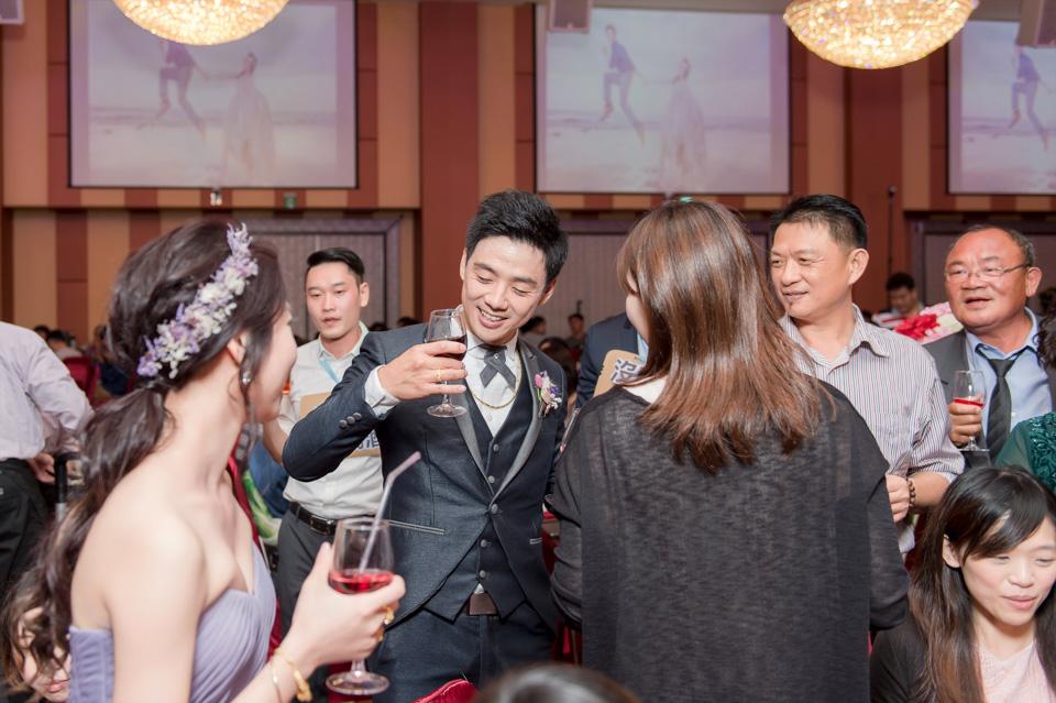 台南婚攝 婚禮紀錄 情定婚宴城堡 C & M 165