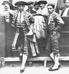 Spanish Bullfighter Joselito in 1920 (Historystack) Tags: deaths spain historyofspain earth europe contemporary 20thcentury may16 solarsystem society 1920s milkyway bullfighting josegomezortega toreros year1920