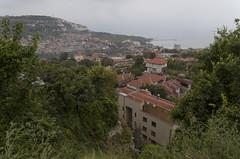 View over Balchik, 07.10.2014.