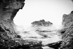 Gotland Island off beauty. (Moien Artoro) Tags: cloudy gothic wildness europ scandinavien stunning views canon travel morning island fx dc bw blackwhite nature fog beauty nikon