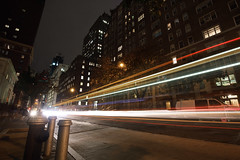 Madison Avenue (Jemlnlx) Tags: canon eos 5d mark iv 4 ef 1635mm f4 l is usm lens ny new york nyc city manhattan midtown esb empire state building street night evening lights 34th 34street 34thstreet long exposure iconic skyscraper tripod madison avenue