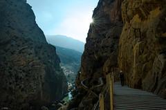 caminitodelrey-3 (J13Bez) Tags: 1685 barranco caminitodelrey d7000 desfiladero rocas ardales gaitanes mlaga paisaje