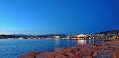 Coast line of Cannes. Nov 26th 2016. #sunset #auringonlasku #cannes #visitcannes #france #visitfrance #meri #sea #coast #rannikko #ranta #rantaviiva #night #nightshot #nightshoot #sonyxperiaz5 (Sampsa Kettunen) Tags: nightshot rantaviiva sea meri night visitcannes visitfrance sonyxperiaz5 rannikko coast ranta france nightshoot auringonlasku sunset cannes