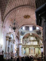Interior, Templo del Oratorio de San Felipe Neri, San Miguel de Allende, Mexico (Paul McClure DC) Tags: sanmigueldeallende mexico bajo guanajuato nov2016 church historic