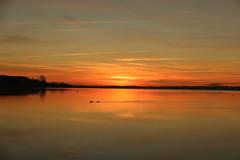 SAM_9054 (Bjerner, DK) Tags: sunrise sun fjord horsensfjord horsens denmark morning water coldwater