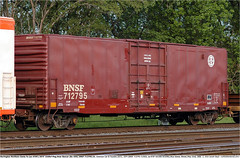 BNSF712795GB_BlueIslandIL_220506 (Catcliffe Demon) Tags: bnsf railways usa boxcar atsf santafe wagonsontheweb wotw freightcars acf americancarfoundry burlingtonnorthernsantafe atchisontopekasantafe bx169 illinois usatrip5may2006
