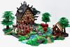 Königsfeld Manor (MassEditor) Tags: castle lego manor guilds historica